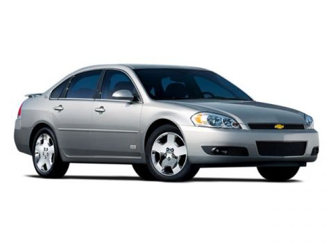 Pre-Owned 2008 Chevrolet Impala LT 50th Anniversary