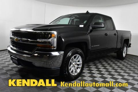 Certified Pre-Owned 2019 Chevrolet Silverado 1500 LD LT4WD