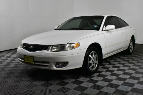 Pre-Owned 2000 Toyota Camry Solara SE