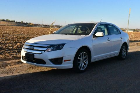 Pre-Owned 2011 Ford Fusion SEL