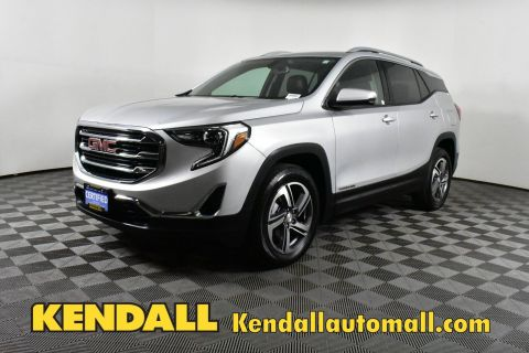 Certified Pre-Owned 2019 GMC Terrain SLT