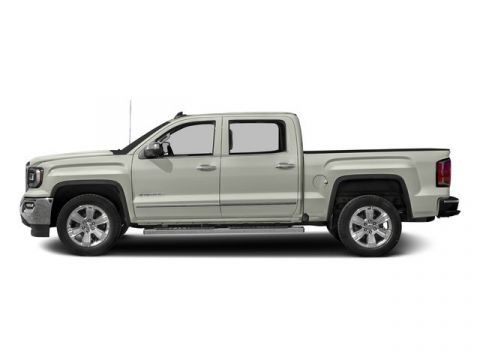 Certified Pre-Owned 2017 GMC Sierra 1500 SLT4WD