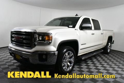Certified Pre-Owned 2015 GMC Sierra 1500 SLT4WD