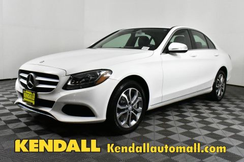 Pre-Owned 2015 Mercedes-Benz C-Class 4DR SDN C300 4MAT