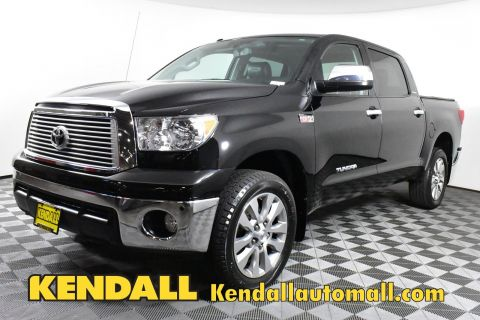 Pre-Owned 2013 Toyota Tundra 4WD Truck Platinum