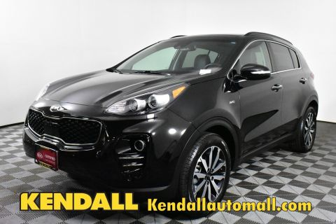 Certified Pre-Owned 2018 Kia Sportage EXAWD