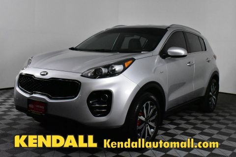 Certified Pre-Owned 2017 Kia Sportage EXAWD